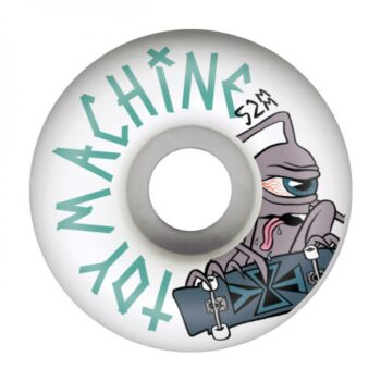 TOY MACHINE SECT SKATER WHEELS 52MM