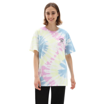 VANS MASC OFF OVERSIZED T-SHIRT ORCHID