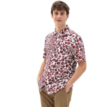 VANS MICRO DAZED BUTTONDOWN SHIRT MICRO DAZED FLORAL