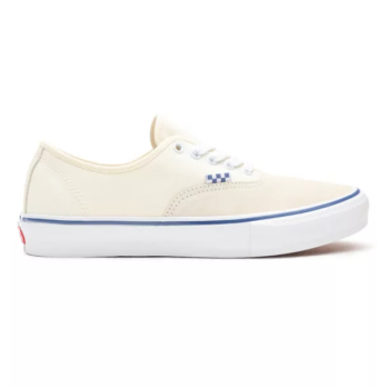 VANS SKATE AUTHENTIC SHOES OFF WHITE