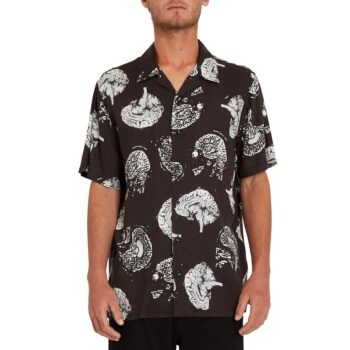 VOLCOM TAB UP SHIRT BLACK