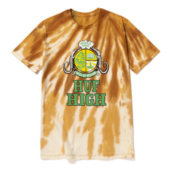 HUF HIGH T-SHIRT GOLD